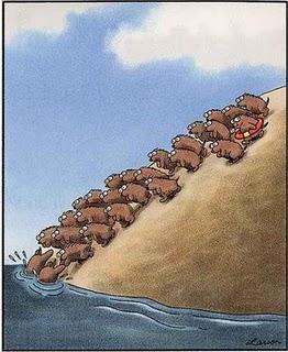 Lemming Exodus