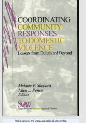 Coordinating Community Responses to DV' (1999 Ellen Pence, Melanie Shepard) posted to my 2011 blog on High Conflict Institute + AFCC wet dreams ~~>2018May17 Thu @5.48.01PM