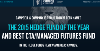 Campbell & Company named 23015 best Hedge Fund (see The Osprey Foundation in Baltimore and OSI-Baltimore leadership)