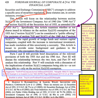 fordhmfincorplawjournalvol8issue2art32003-holzapfel-analys-sec3a10sec-act-1933-exemptn-in-re-investmt-co-act-1940-intro-page-428viewed-2017-01-31-at-1pm