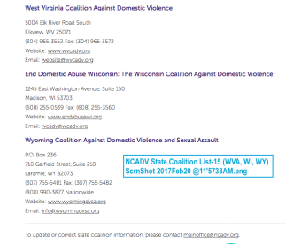 ncadv-state-coalition-list-15-wva-wi-wy-scrnshot-2017feb20-115738am
