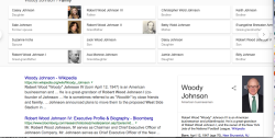 Google Search Robt Wood Johnson IV produces leads on many family members! Sshot 2017-06-29 at1.22PM