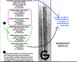 Cal Entity + OAG Info (incl FndngDox Delinq since 2010 not filed since 2006! INFO) AFI=Alliance4 Innovatn (@1979ff FL, EIN#591936650 AZ entity addr since 2007, fka The-Innovatn-Groups)