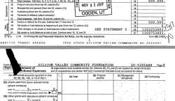 EIN#205205488 SiliconValleyCommFndtn (2006merger-created startup funds of $1B) SShot 2017July11 @4.58.43PM