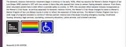 SanLuisObispo Womens Shelter Program EIN# shown (95-3370729?) See Governance Post updates around Kirsten Rambo (CDC SVDC Atlanta GA became new ExecDirector here Dec 3 2016 news)SS