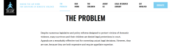 DVLEAP website 'The Problem' (top to bottom in sequence) incl 58,000 yr ~ 2018Jan22 Mon @3.13.29 PM 00002