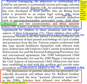 FPA MED (see images re firm) Chaptr 7'2'2 Child Custody+Divorce (Yr 2011? Or Unk) by Annalee Kuo + JohnBSikorski MD (Designed KT Curriculum, UCSF Prof of Psychiatry) SShot 2018Jan12 Fri