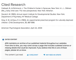 APA 2004Apr 24 (my Feb 27 2018 post '-4It'| Early Intervention Can IMprove Low-Income Children's Cognitive Skills and Academic Achievemt (HeadStart Origins) | cf Urie Bronfenbrennar Wiki (fn)~~4 Sshots 2020Feb16 Sun PST @11.35.20 AM4