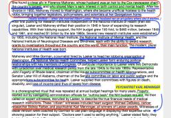 Mary Lasker Papers|Growth of the NIH (gov't website, 2 images) SShot 2018April14 Sat @1.52.40PM