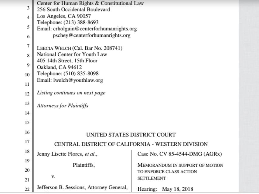 Two Plaintiffs' Counsel Nonprofits for Class Action Lawsuit