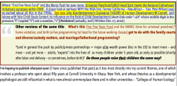 LGH|FCM 2018Feb23 post excerpt referencing another post + why material is relevant (Schools, Psychologists, Cornell, Bronfenbrenner) for new 2018TOC page~~SShot 2019-03-22 at 9.42.54AM