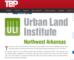 ULI — UrbanLandInstitute hits NWArkansas (RunwayGroup LLC, Mike Malone, Walmart heirs, etc) ~~SShot 2019-04-29 at 6.01.08PM