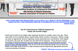 AFCC June 2016 Monthly eNews (Vol 11 No 6) showing AIC, ReginaMandl (MassProb+Fam Inn of Court) + 53rd Annual Conference Collaborating Orgs) ~ 1 pdf and Many Sshots 2019May18 Sat PST @7.46.19AM