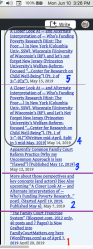 LGH FCM My Blog Sidebar, 'Last 10 posts' as of this date (in two images) ~~ 2 SShots 2019June10 Mon PST @3.25.42PM