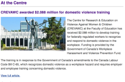 CREVAWC (Canada, w  Peter Jaffe et al) incl CollectiveMemoOfConcern to WHO re PAS (July10 2019) ~~?? SShots 2019Aug20 Tue PST @3.13.42PM