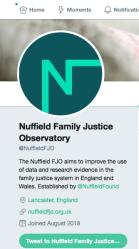 @NuffieldFJO ('joined Aug. 2018) & NuffieldFJO.org.UK, ~~ 6 images, viewed 2019Nov08 Fri PST @ 11.29.41AM