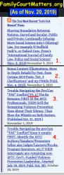 LGH|FCM Sidebar Ten Most Recent Posts at ~~>2019Nov20 Wed PST @12.05.47PM