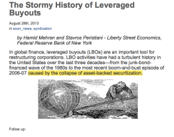 LBOs for my new Page on HealthyMarriageInfo (2013, Stormy History of, 2 gfrom Liberty Street Economics, FedReserve ofNY)