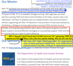 PEERTA'ACF'HHS'Gov (context, looking for NCRDV's new CEO's 'MANADV') ~~ 2020Feb26 Wed PST @4.57.50PM