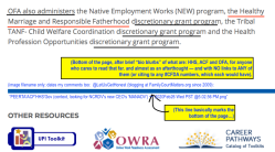 PEERTA'ACF'HHS'Gov (context, looking for NCRDV's new CEO's 'MANADV') ~~ 2020Feb26 Wed PST @5.02.56PM